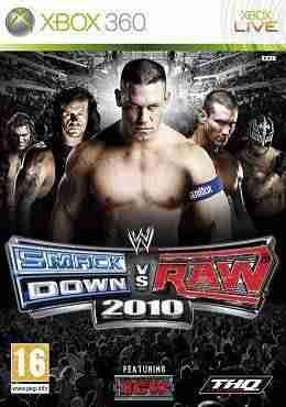 Descargar WWE SmackDown Vs RAW 2010 [Por Confirmar][Region Free] por Torrent